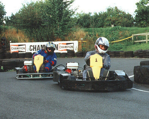 Karting Battle